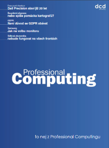 To nej z Professional Computingu 09/2017