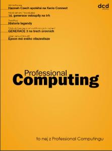 To nej z Professional Computingu 10/2017