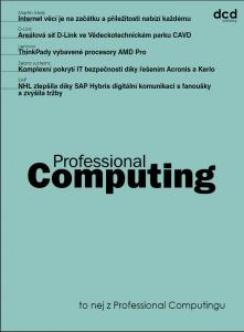 To nej z Professional Computingu 11/2017