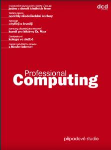 Případové studie Professional Computing 05-2017