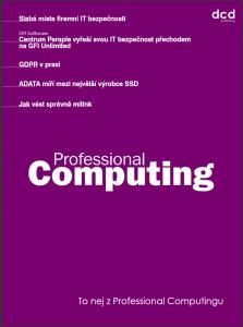 To nej z Professional Computingu 07/2018