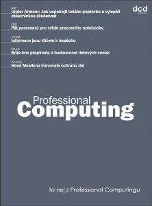 To nej z Professional Computingu 05/2018