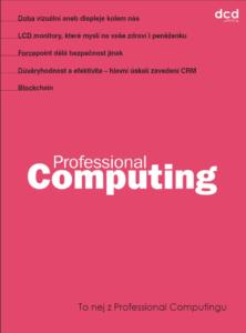 To nej z Professional Computingu 09/2018