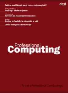 To nej z Professional Computingu 11/2018