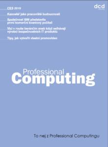 To nej z Professional Computingu 02/2019