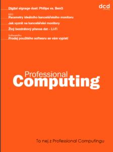 To nej z Professional Computingu 10/2019