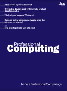 To nej z Professional Computingu 12/2019