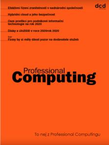 To nej z Professional Computingu 02/2020