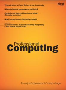To nej z Professional Computingu 03/2020