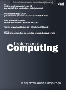 To nej z Professional Computingu 05/2020