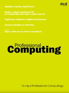 To nej z Professional Computingu 06/2020