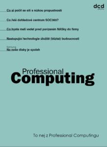 To nej z Professional Computingu 07/2020