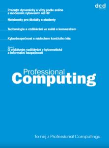 To nej z Professional Computingu 08/2020