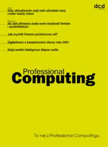 To nej z Professional Computingu 01/2021