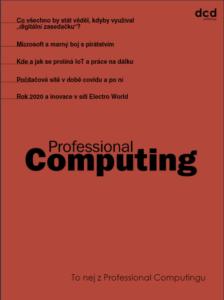 To nej z Professional Computingu 02/2021
