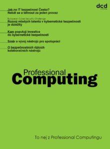 To nej z Professional Computingu 03/2021
