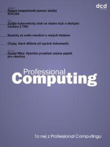 To nej z Professional Computingu 04/2021