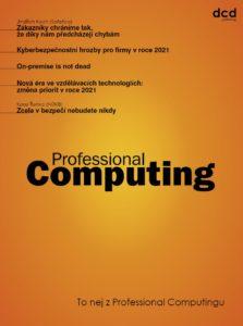 To nej z Professional Computingu 07/2021